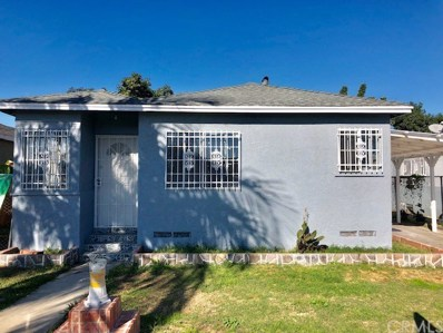 1805 E Palmer Street, Compton, CA 90221 - MLS#: DW18274010