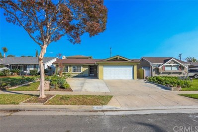 440 Valley Home Avenue, La Habra, CA 90631 - MLS#: DW18276263