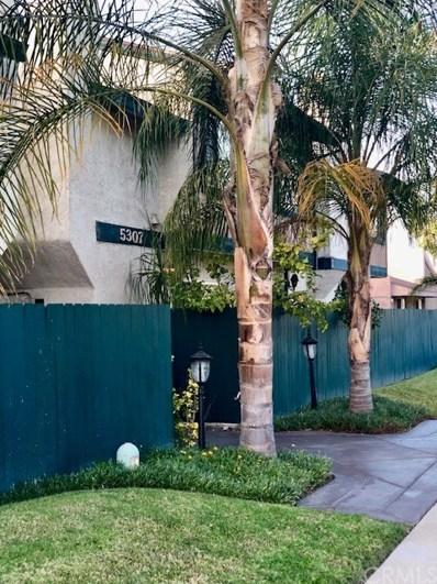 5307 N Barranca Avenue UNIT J, Covina, CA 91722 - MLS#: DW18276991