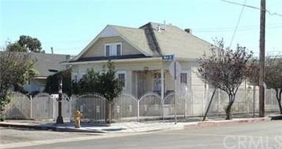 852 E 56th Street, Los Angeles, CA 90011 - MLS#: DW18278427