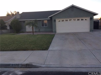 9578 Magnolia Street, Bloomington, CA 92316 - MLS#: DW18281021