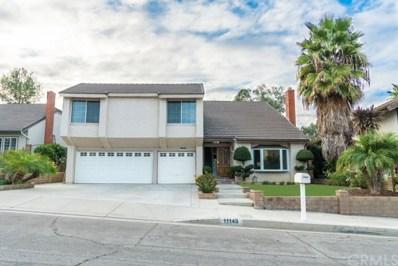11143 Canyon Meadows Drive, Whittier, CA 90601 - MLS#: DW18281054