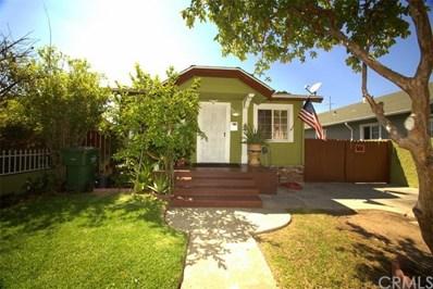 917 Rosewood Avenue, Inglewood, CA 90301 - MLS#: DW18283255