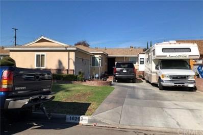 10263 Priscilla Street, Downey, CA 90242 - MLS#: DW18284009