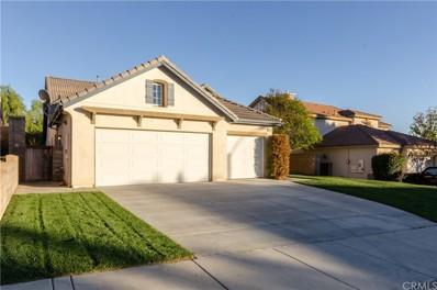 29104 Boulder Crest Way, Menifee, CA 92584 - MLS#: DW18285808