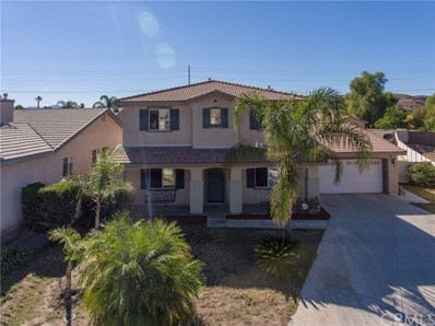1462 Burns Lane, San Jacinto, CA 92583 - MLS#: DW18287449