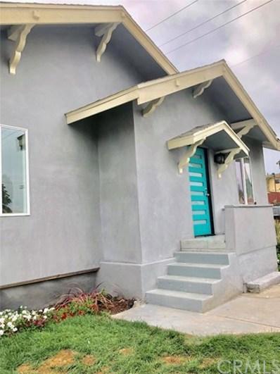 1602 Locust Avenue, Long Beach, CA 90813 - MLS#: DW18290002