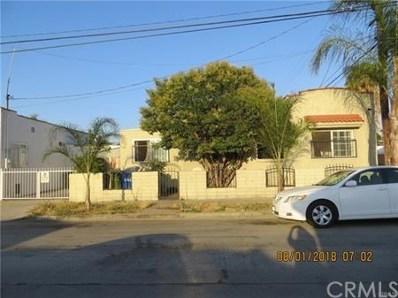 8310 Towne Avenue, Los Angeles, CA 90003 - MLS#: DW18290438