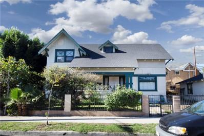 1711 S Ardmore Avenue, Los Angeles, CA 90006 - MLS#: DW18290641