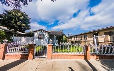 37 E 69 Street, Long Beach, CA 90805 - MLS#: DW18293337