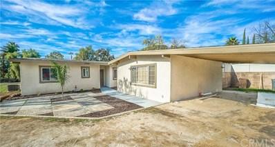 17240 Krameria Avenue, Riverside, CA 92504 - MLS#: DW18294663