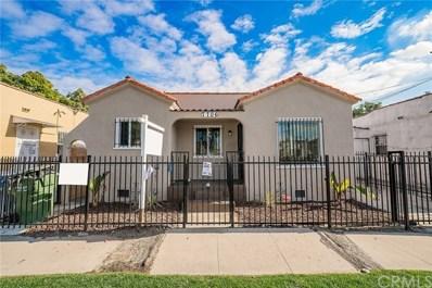 7706 Stanford Avenue, Los Angeles, CA 90001 - MLS#: DW18294789