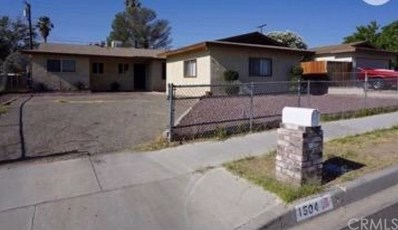 1504 Church Street, Barstow, CA 92311 - MLS#: DW18295574