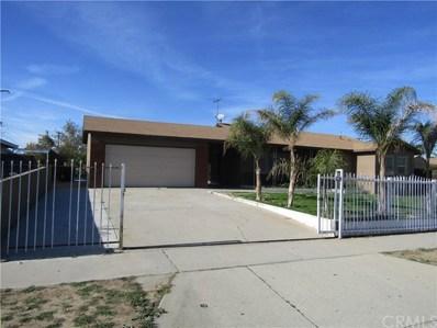 516 S Eucalyptus Avenue, Rialto, CA 92376 - MLS#: DW18297363