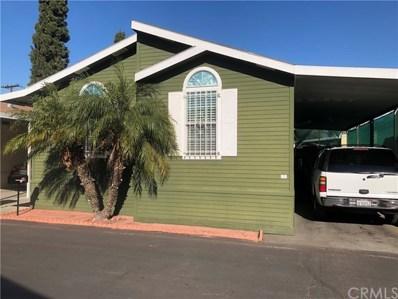 16600 Orange Ave UNIT 23, Paramount, CA 90723 - MLS#: DW19001634