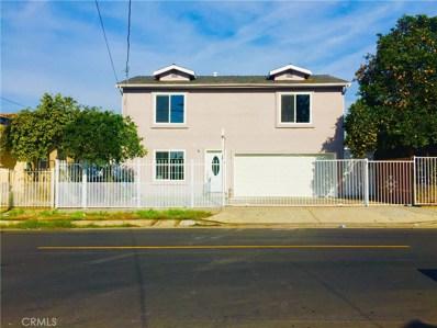 1921 E 97th Street, Los Angeles, CA 90002 - MLS#: DW19003087