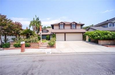 4006 Overcrest Drive, Whittier, CA 90601 - MLS#: DW19004648