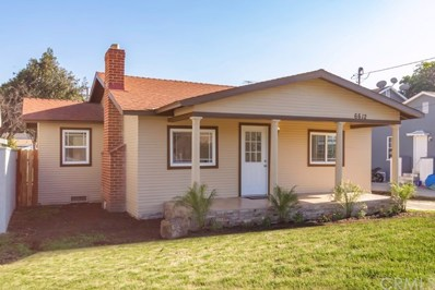 6612 Pine Avenue, Bell, CA 90201 - MLS#: DW19005160