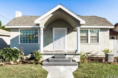 6608 Pine Avenue, Bell, CA 90201 - MLS#: DW19005170