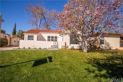 1809 S Chapel Avenue, Alhambra, CA 91801 - MLS#: DW19005594