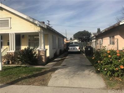 1057 Gage Avenue W, Los Angeles, CA 90044 - MLS#: DW19005959