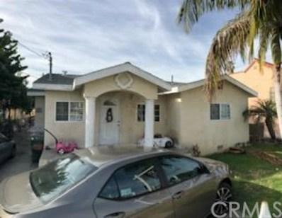 1075 N Alma Avenue, Los Angeles, CA 90063 - MLS#: DW19006100