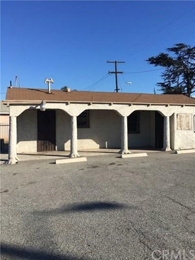 12134 S Main Street, Los Angeles, CA 90061 - MLS#: DW19007147