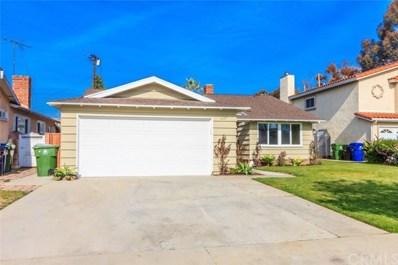637 W 169th Street, Gardena, CA 90247 - MLS#: DW19007500