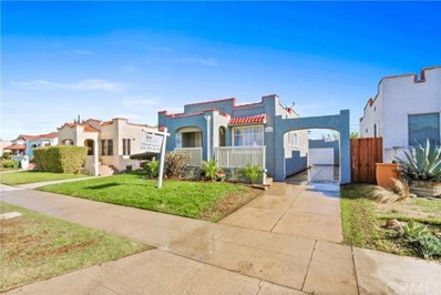 6572 4th ave, Los Angeles, CA 90043 - MLS#: DW19007913