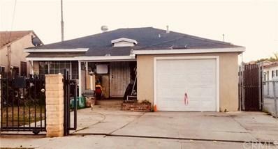 3928 W 111th Place, Inglewood, CA 90303 - MLS#: DW19008457