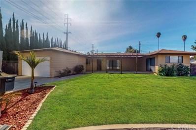 1744 E Thackery Street, West Covina, CA 91791 - MLS#: DW19009756