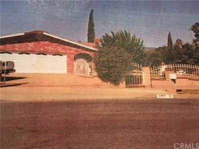 2421 Fillmore, Rialto, CA 92377 - MLS#: DW19010251
