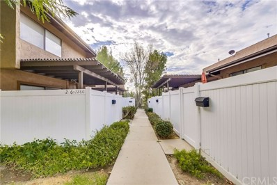 2286 Loma Alta Drive UNIT 5, Fullerton, CA 92833 - MLS#: DW19010292