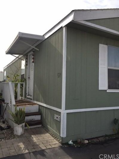16949 S Western Avenue UNIT 62, Gardena, CA 90247 - MLS#: DW19011519