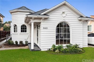 8465 San Carlos Avenue, South Gate, CA 90280 - MLS#: DW19014532