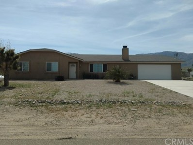 32159 Sapphire Road, Lucerne Valley, CA 92356 - MLS#: DW19015784
