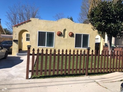 815 N Willow Avenue, Compton, CA 90221 - MLS#: DW19016392