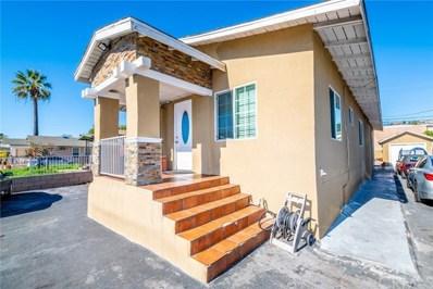 3479 E Cesar E Chavez Avenue, East Los Angeles, CA 90063 - MLS#: DW19016727