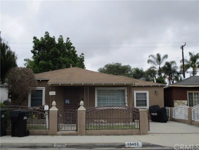 13452 Earnshaw Avenue, Downey, CA 90242 - MLS#: DW19018805