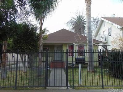 1618 W 12th Place, Los Angeles, CA 90015 - MLS#: DW19018958