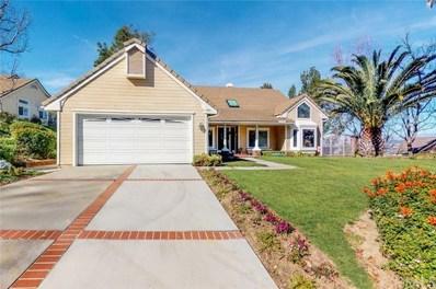 4465 E Ardmore Street, Anaheim Hills, CA 92807 - MLS#: DW19019016