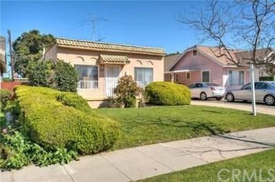 6038 4th Avenue, Los Angeles, CA 90043 - MLS#: DW19019913