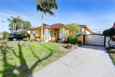 9612 Wiley Burke Avenue, Downey, CA 90240 - MLS#: DW19020672