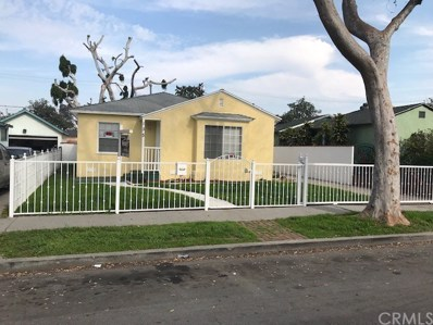 135 E Gordon Street, Long Beach, CA 90805 - MLS#: DW19021589