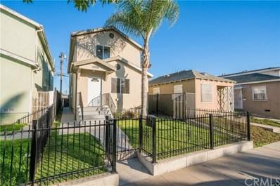 6558 S Van Ness Avenue, Los Angeles, CA 90047 - MLS#: DW19021729