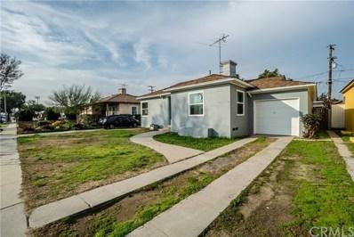 10923 Cornish Avenue, Lynwood, CA 90262 - MLS#: DW19024210