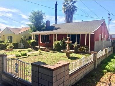 7643 Pickering Avenue, Whittier, CA 90602 - MLS#: DW19025649
