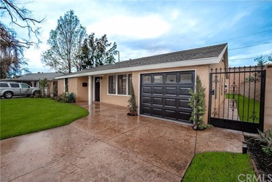 8121 Utah Avenue, Buena Park, CA 90621 - MLS#: DW19027215