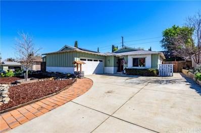 1701 Rainbow Ridge Street, Corona, CA 92882 - MLS#: DW19028909