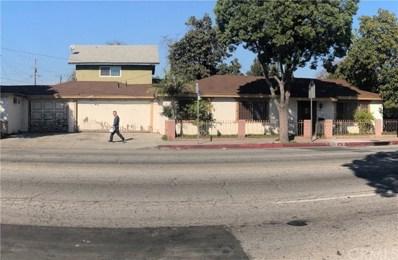 2121 E Gage Avenue, Huntington Park, CA 90255 - MLS#: DW19029165